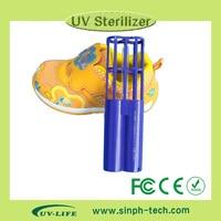 Retail Shoe Smell Remove UV Light Shoe Sanitizer UV C Shoes Deodorilizer Baby Bottle Sterilizer Bag