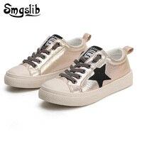 Smgslib Kids Shoes Breathe Boys Shoes Sneakers Spring Autumn Toddler Girls Shoes Star Printing Breathe Children