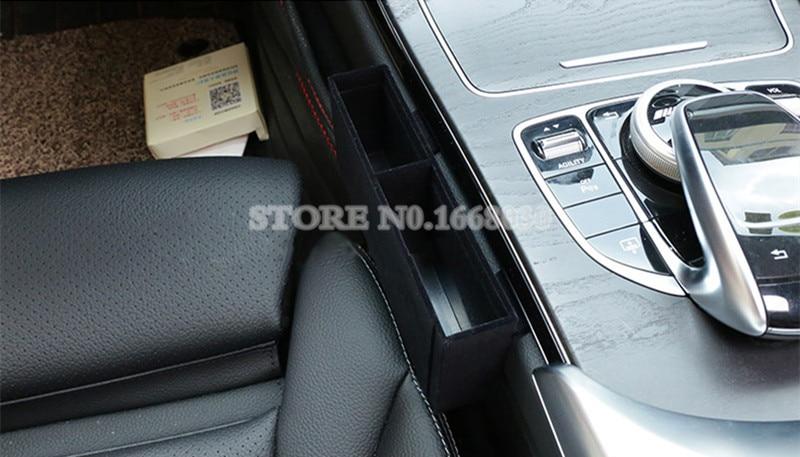 Mercedes-Benz C Class W205 S205 2014-2018 үшін ішкі - Автокөліктің ішкі керек-жарақтары - фото 3