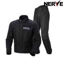 NERVE Men s Motocross Off Road jacket Jaqueta font b Oxford b font Cloth Waterproof Motorcycle
