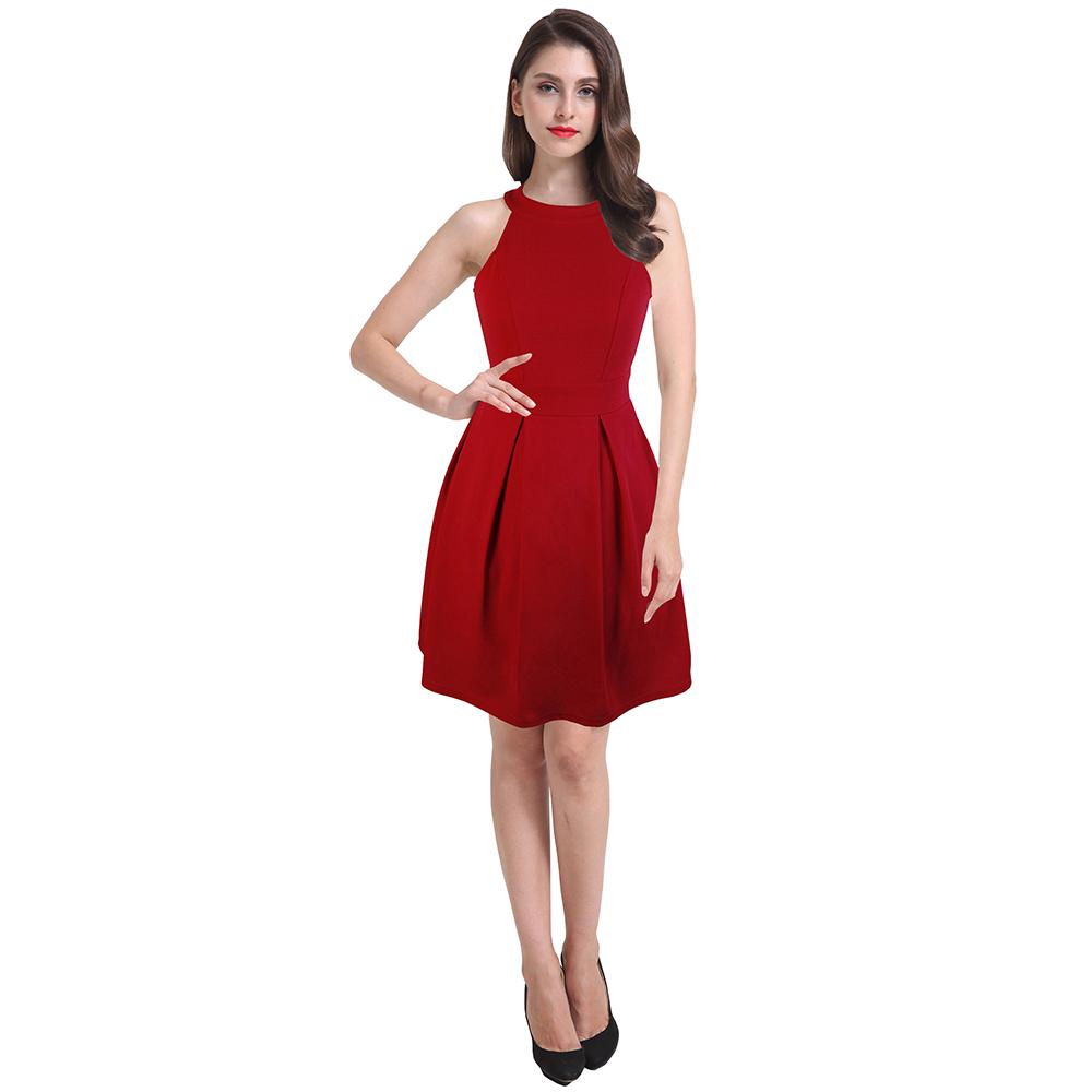 HTB15kHjRXXXXXbXapXXq6xXFXXXL - 1950 Audrey Hepburn Black Dresses 2017 PTC 242