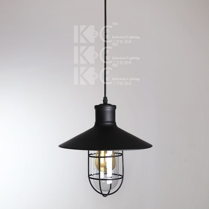 Lamps ] [ Kc Industrial Loft Style Retro Iron Bar Lamp Shade Small Cages Bar  Caf Chandelier On Aliexpress.com | Alibaba Group