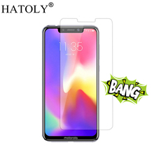 2PCS Tempered Glass For Motorola Moto One Ultra-thin Screen Protector for Moto One XT1941-4 Film for Moto P30 Play Glass HATOLY 2016 real new moto moto z love no ugly as osu bb07 1 outdoor cic history mo saddlebag multi rot women one con la cope r suddenly
