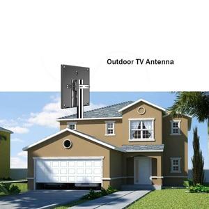 Image 3 - HD Antenna For Digital TV For DVB T2 ATSC ISDBT Outdoor TV Antenna High Gain Low Noise Antenna Amplifier Indoor TV Antenna
