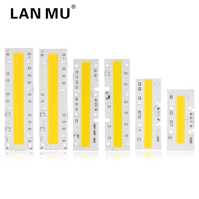 LAN MU 220V LED Chip COB 30W 50W 70W 100W 120W 150W Smart IC  Driver Lamp 110V High Lumen IP65 Spotlight LED Flood Light