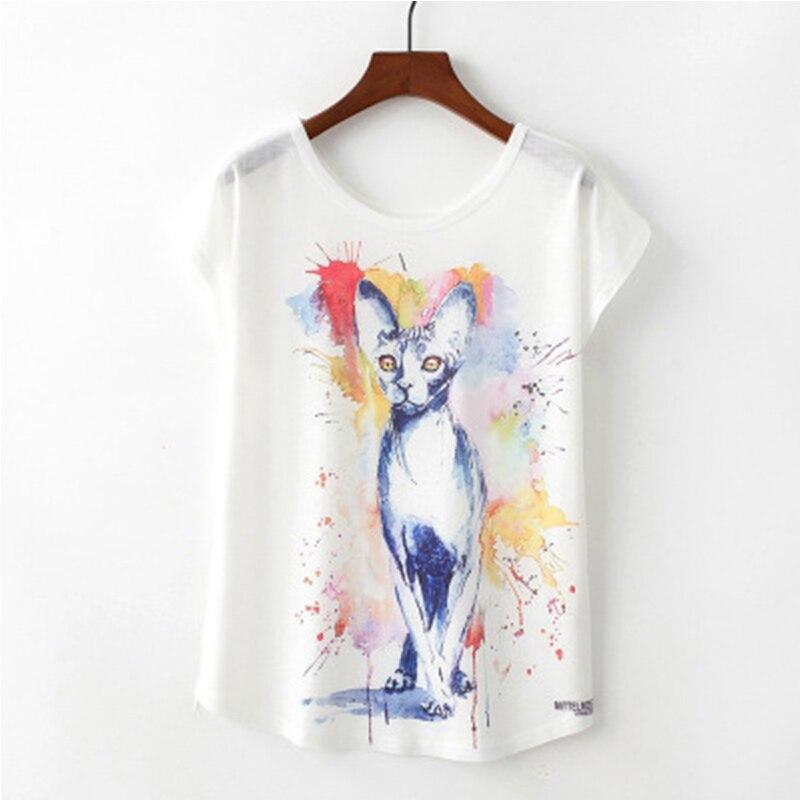 Harajuku Female T shirt Fashion Flamingo Print Short Sleeve Summer Women 39 s New Ins Casual Cartoon Tees Thin Breathable Tops XL in T Shirts from Women 39 s Clothing