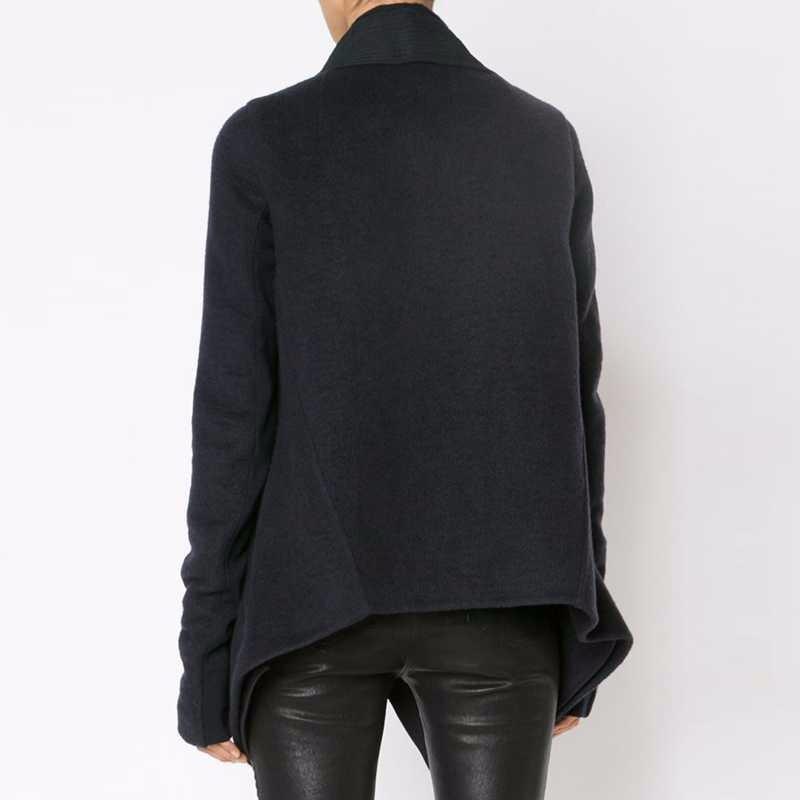 Winter black jacket 4