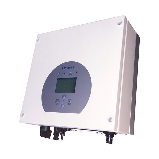 3000W 5000W String Solar Power on Grid Tie Inverter with Limiter DC 600V Wi-Fi Single Phase AC 220V 230V 240V connected 3KW 5KW