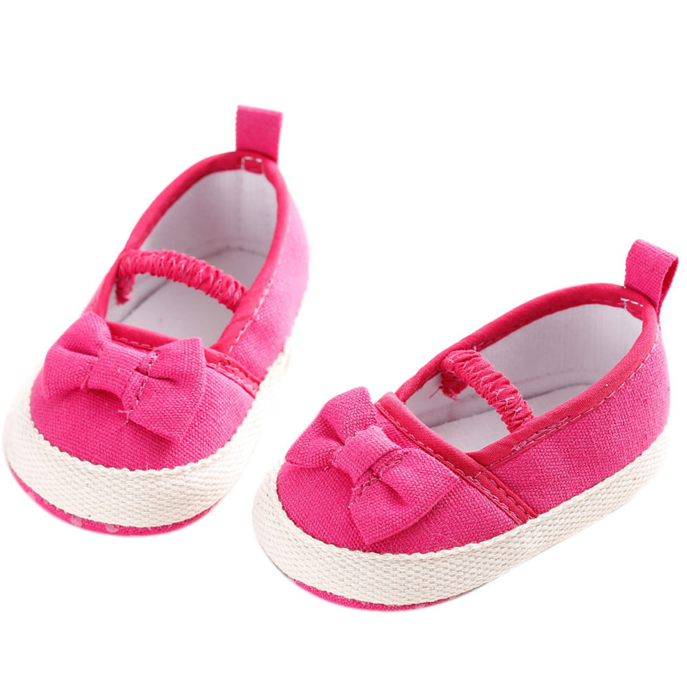 Baby Infant Kids Girl Soft Sole Crib Toddler Newborn Shoes Newborn Baby Shoes First Walkers baby born doll shoes