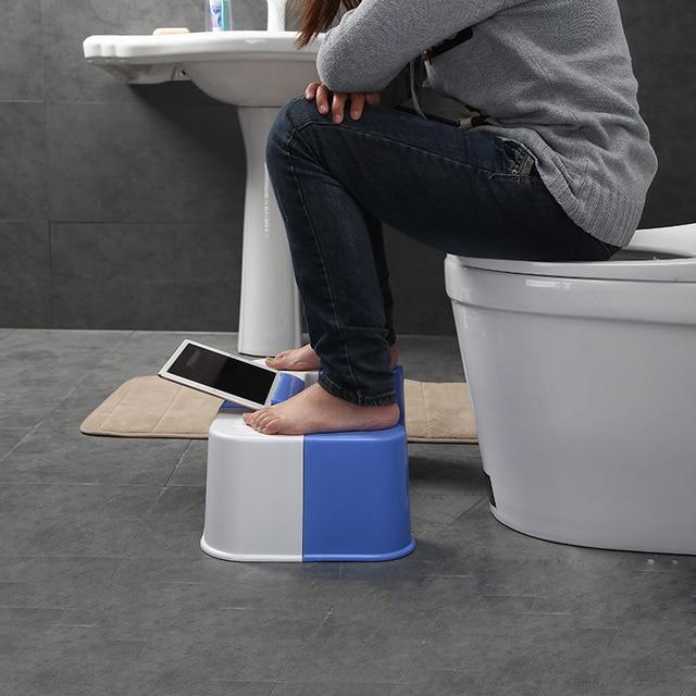 Squat Toilet Minimalist Bathroom: Non Slip Toilet Foot Stool Potty Stool Squat Crouch Hole