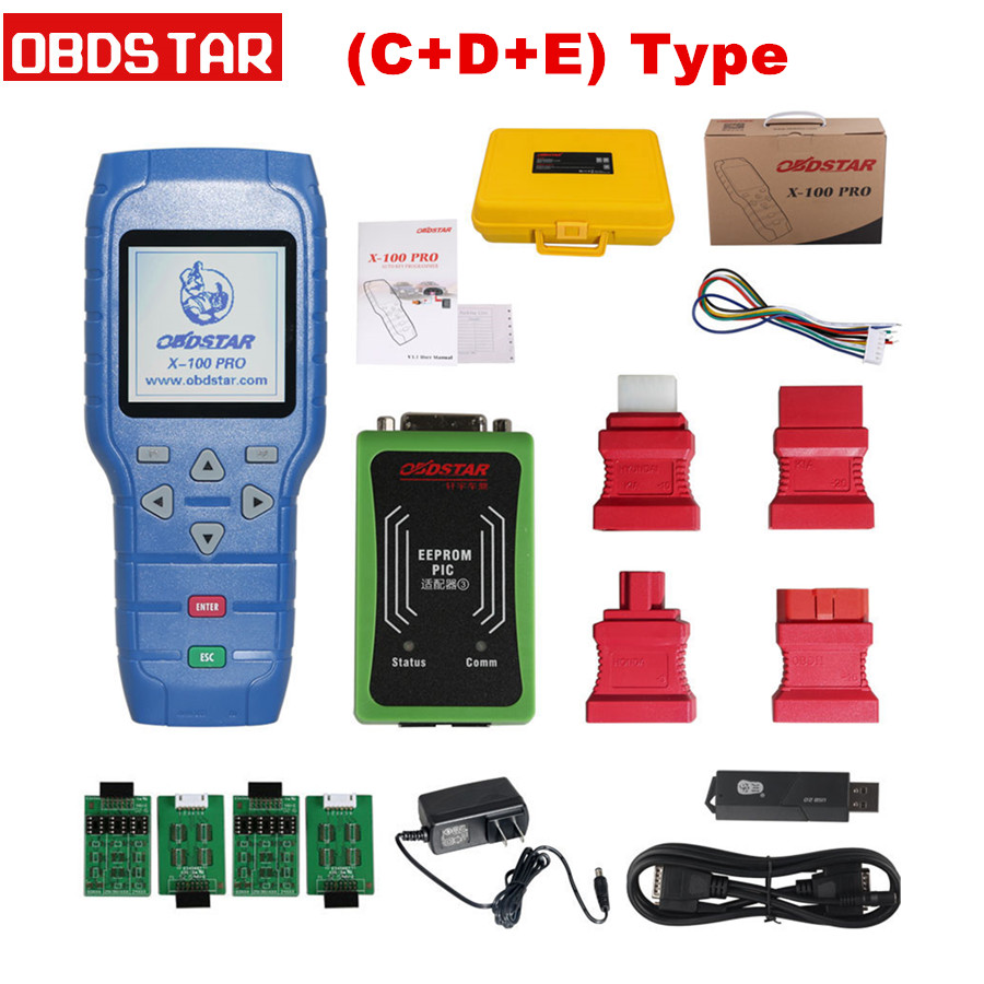 X300PAD2,DP600,DP PAD2 220V For OBDSTAR Charger Power for X300DP