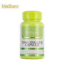 Медицинский Тонг Цзин ли Qi капсула, цервицит, острое и хроническое тазовое воспаление, цервицит, маточная противовоспалительная Масса 50 шт