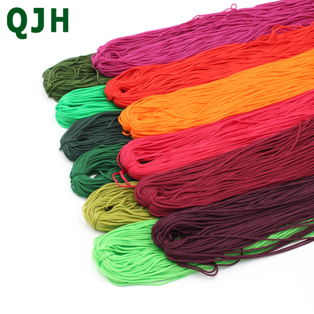 showed that nylon yarn