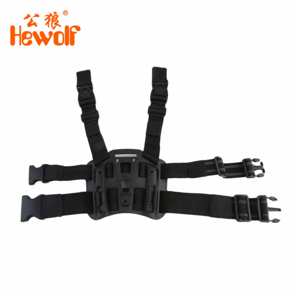 New Practical Tactical Drop Leg Thigh Rig Holster Outdoor Hunting War Game Airsoft Drop Leg Thigh Rig Holster Platform