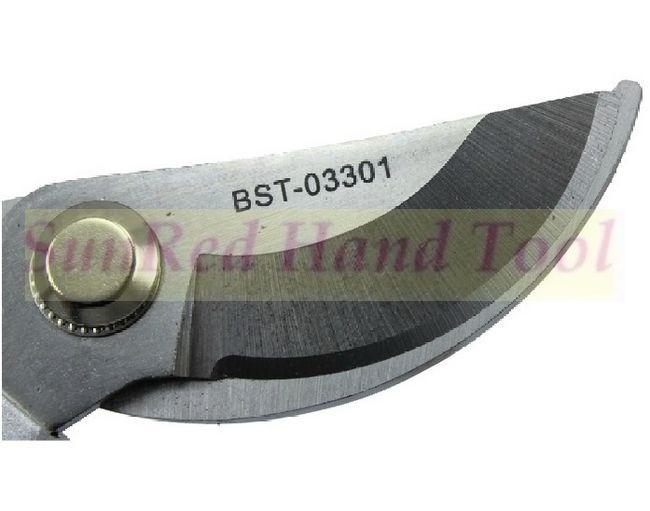 """BESTIR производство Тайвань резиновая цинковый сплав ручка нержавеющая сталь """" серпы ручные инструменты для сада, № 03301"""