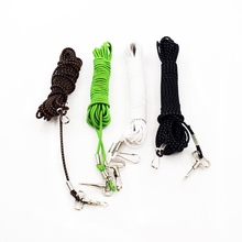 2m/3m/5m rubber band lost rope elastic sling squid fishing gear accessories 30
