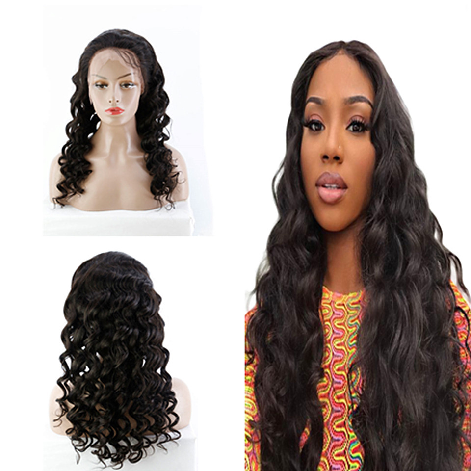 body wave full lace wig remy