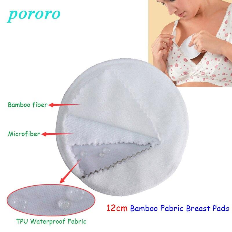 afd3b93b59 ᐂ Pororo  2PCS Organic Bamboo Breast Pad Nursing Pads For Mum ...