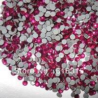 Hotfix strass 2013 new style rhinestone del hotfix di prezzi all'ingrosso della cina; ss20 fucsia con strass per gli stivali scarpa decorazione