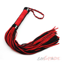 2 in 1 spanking 60cm+30cm suede leather flogger, handmade lashing Horse whip, flirting sexy leather lash Knout sex toys