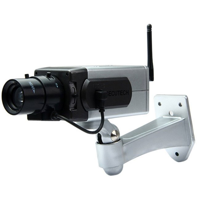 Aliexpress.com : Buy Wireless Fake Bullet Dummy Camera CCTV Home ...