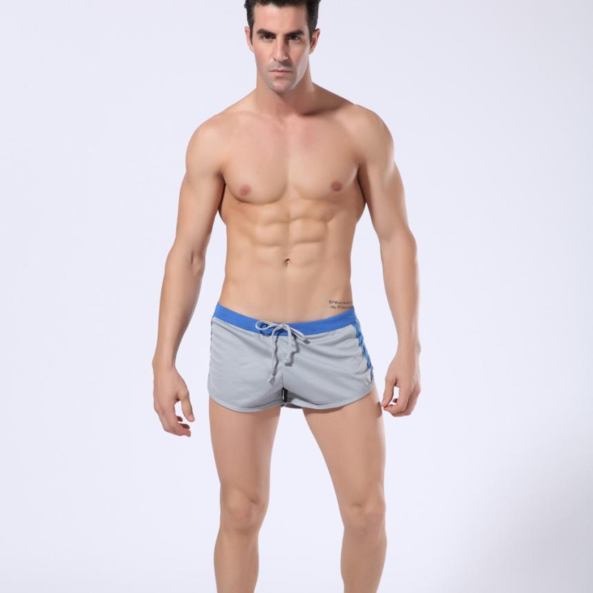Fashion Brand Sexy Men Underwear Boxer Shorts Mens Trunks Man Cotton Underwear High Quality Home Sleepwear Underpants New