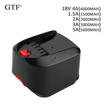 4000mah 18V Rechargeable Tool Battery for Bosch Replacement Li-Ion PSR LI-2 2 607 336 039 208