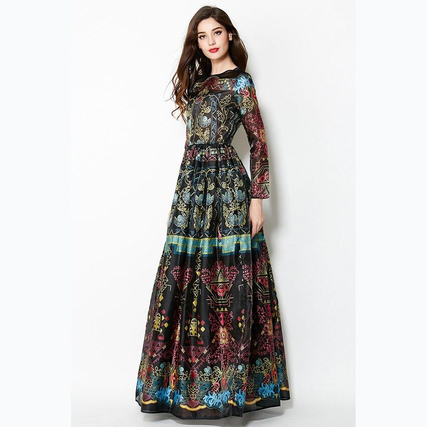 Online Get Cheap Maxi Dress Pattern Designer -Aliexpress.com ...