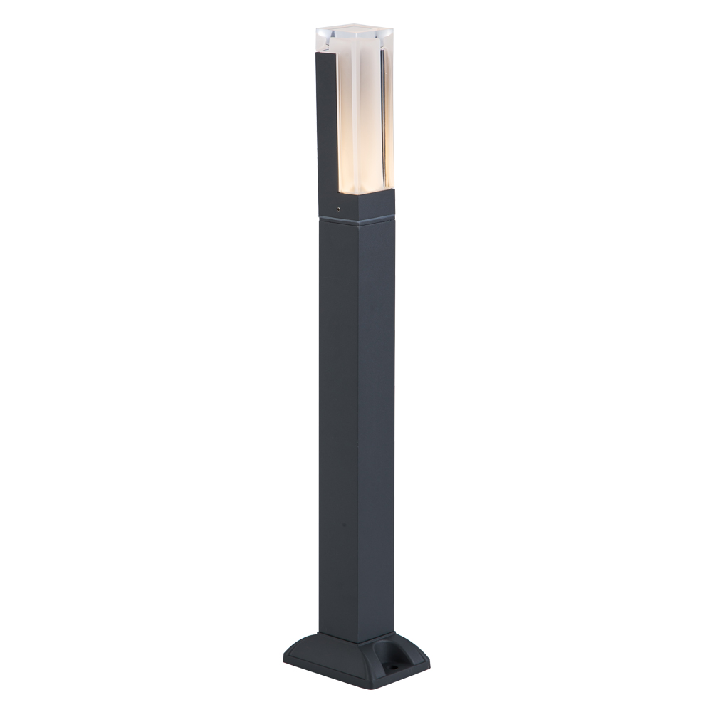 EPISTAR Brand SMD Square Led Garden Lighting outdoor Led Lawn Light Aluminum Waterproof Outdoor IP65 path road Lamp|LED Lawn Lamps| |  - title=