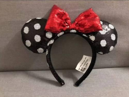 NEW Disney Parks UP Grape Soda Cap Balloons Minnie Mouse Ears Bow Hat Headband