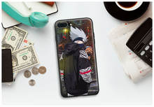 Naruto Soft Silicone Phone Case For iPhone