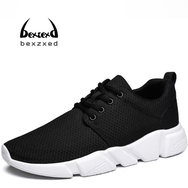 bexzxed 2017 new running shoes Super Light men athletic shoes  brand sport shoes male sneakers outdoors running shoes