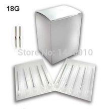 100PCS 18G Piercing Needles Sterile Body Piercing Needles Assorted Sizes Sterile Tattoo Needles Supply
