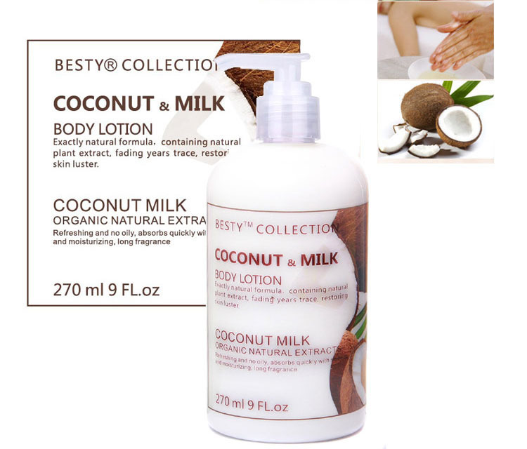 Coconut Milky Moisturizing Lotion Перевод