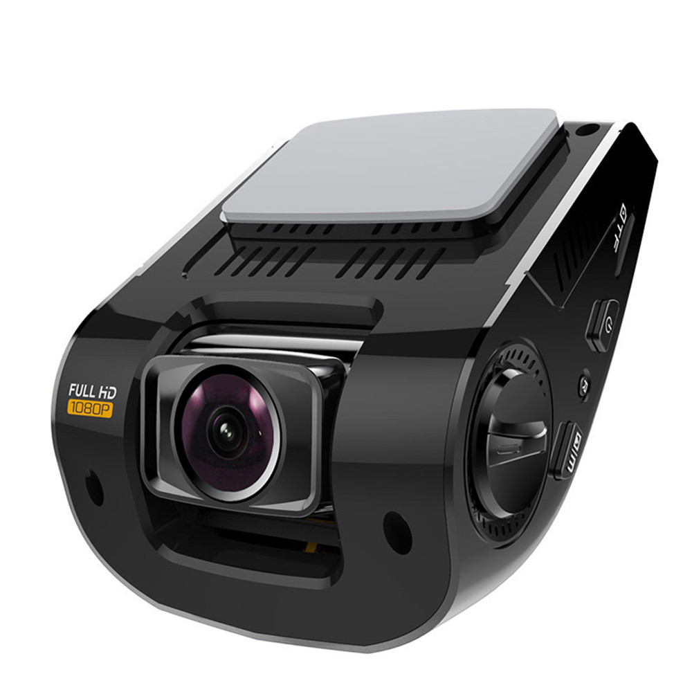 Aliexpress com buy relaxgo 2 4 car camera mini dash cam novatek car dvr full hd 1080p dual len super night vision video recorder 170 wide ange from