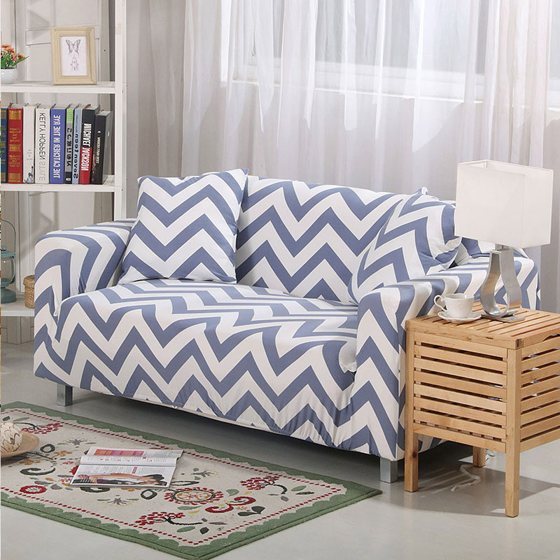 Up To 3 Seats Stretchable Sofa Cover 32