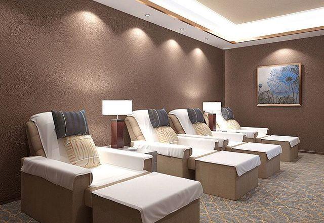Junran Reine Farbe In Moderne Einfache Seide Tapete Für Schlafzimmer Weiß  Braun Wohnzimmer Wasserdichte Tapete 10x0