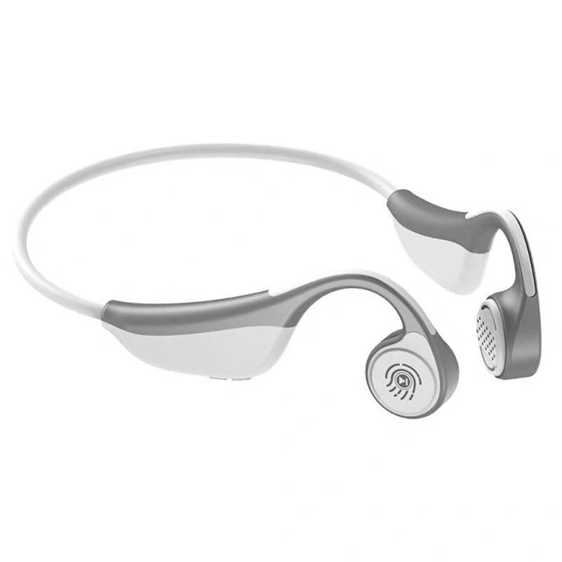 Z8 Bone Conduction écouteur Bluetooth 5.0 casque sans fil extérieur Sport casque avec Microphone mains libres casques