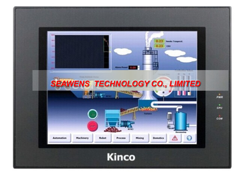 MT4513T : 10.4 inch HMI Touch Screen 800x600 MT4513T Kinco New with USB program download Cable, FAST SHIPPING