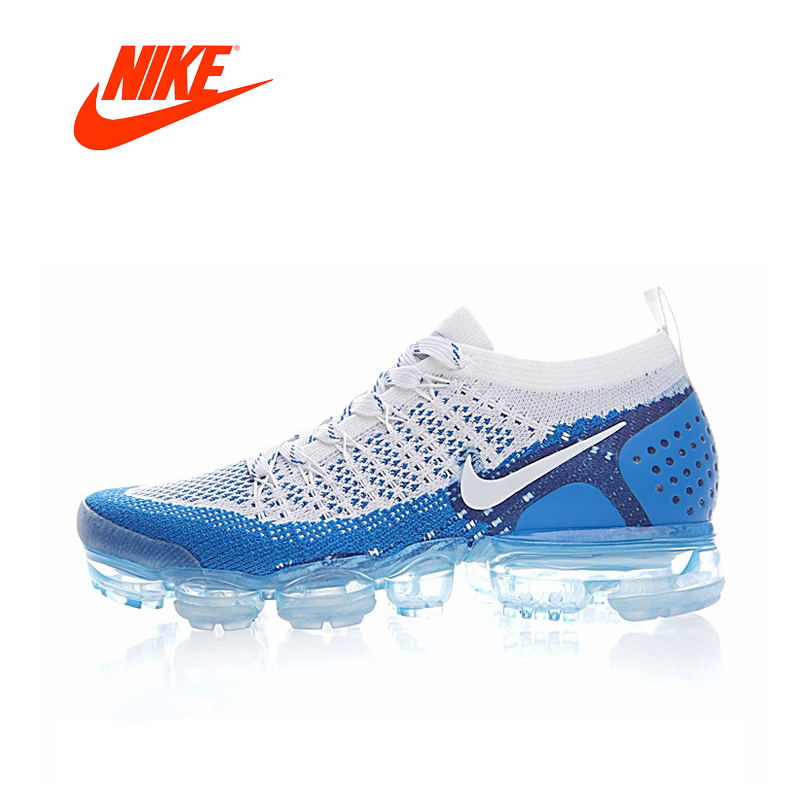 Original New Arrival Authentic NIKE AIR VAPORMAX 2.0 FLYKNIT Mens Running Shoes Sneakers Breathable Sport Outdoor Good Quality цена