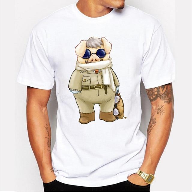содержания картинка на футболку свинья также заостряют внимание