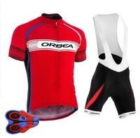 ORBEA Ropa Ciclismo Short Sleeve Cycling Jersey Breathable MTB Cycling Clothing Team Riding Tour De France