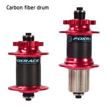 19 FOXRACE carbon fiber wheel ultra light carbon fiber 120 r