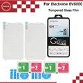 Blackview bv6000 filme filme original protetor de tela fina de vidro temperado vidro da frente para o blackview bv6000s telefone frete grátis
