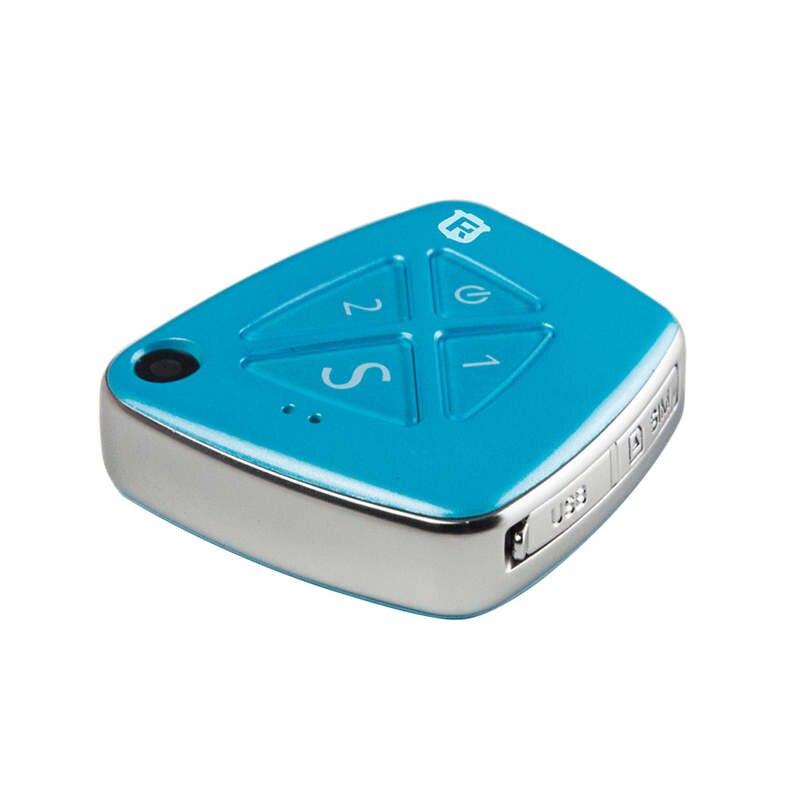 RF-V42 WCDMA 850/1900 MHz 900/2100 MHz 3G SOS Mini GPS Rastreador - Elektronika Samochodowa - Zdjęcie 2