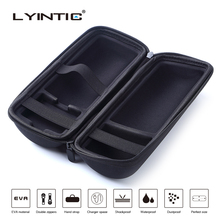 Handbag Protable Travel Case For Bose Soundlink Revolve EVA Carry Protective Speaker Box Pouch Cover Extra Space For Plug&Cables