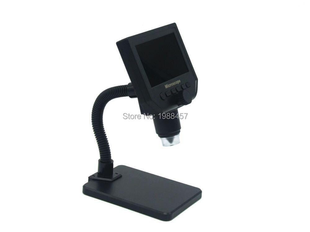 G600 HD 3.6MP 8 светодиодов портативный ЖК цифровой микроскоп 4,3 электронные HD видео микроскопы эндоскоп Лупа камера