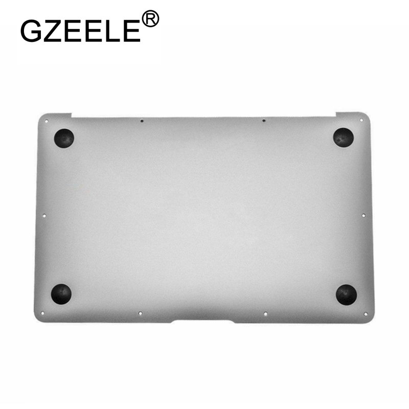 GZEELE New For Macbook Air A1370 Bottom case cover Lower Case 11.6 inch A1465 MC505 MC506 MC968 2010 2011 2012 2013 2014 2015