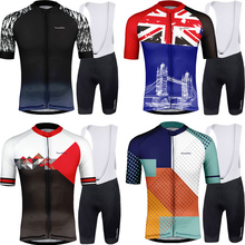 2019 RUNCHITA short sleeve cycling jersey set original design Unique on the whole network bike jeyseys maillot ciclismo hombre