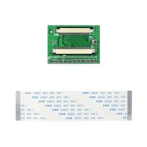 Image 2 - 50Pin до 60Pin Tcon плата используется для HSD070IDW A HSD080IDW1 A